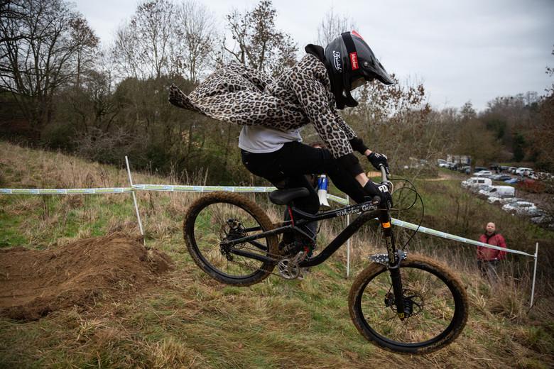 Rider: Dane Winterson