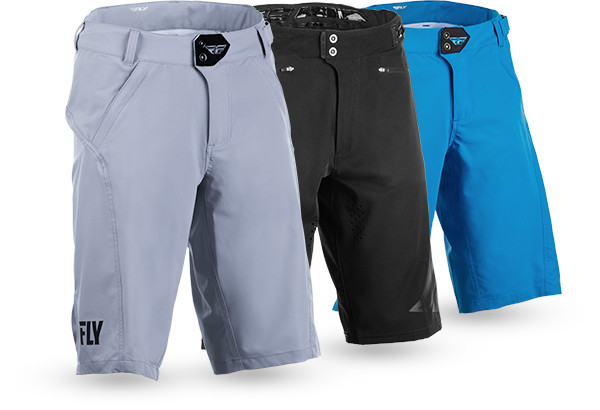 Warpath, Radium, Maverik Shorts