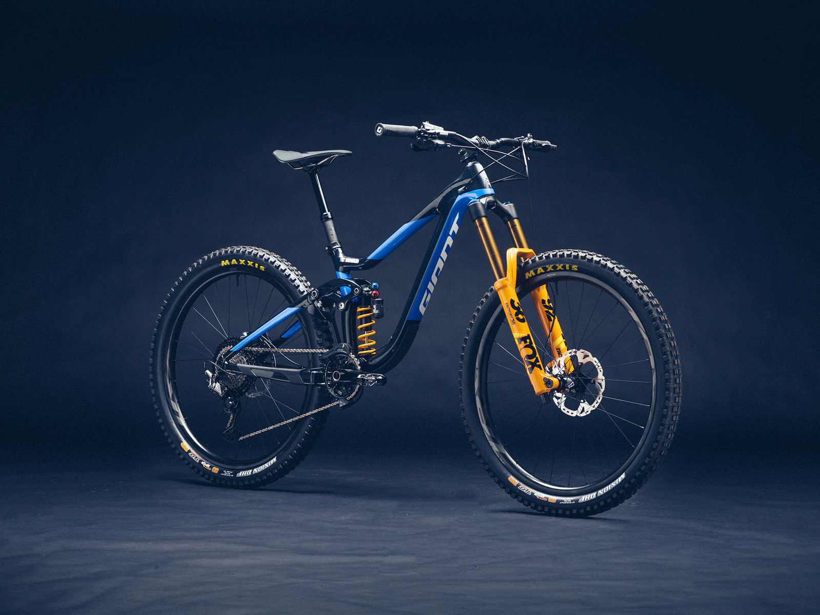 Deniaud will start his first season on the Giant Factory Off-Road Team racing the Reign Advanced bike with new FOX suspension products. Deniaud and his enduro teammates will also be developing and testing new enduro-focused bikes and gear throughout the year.