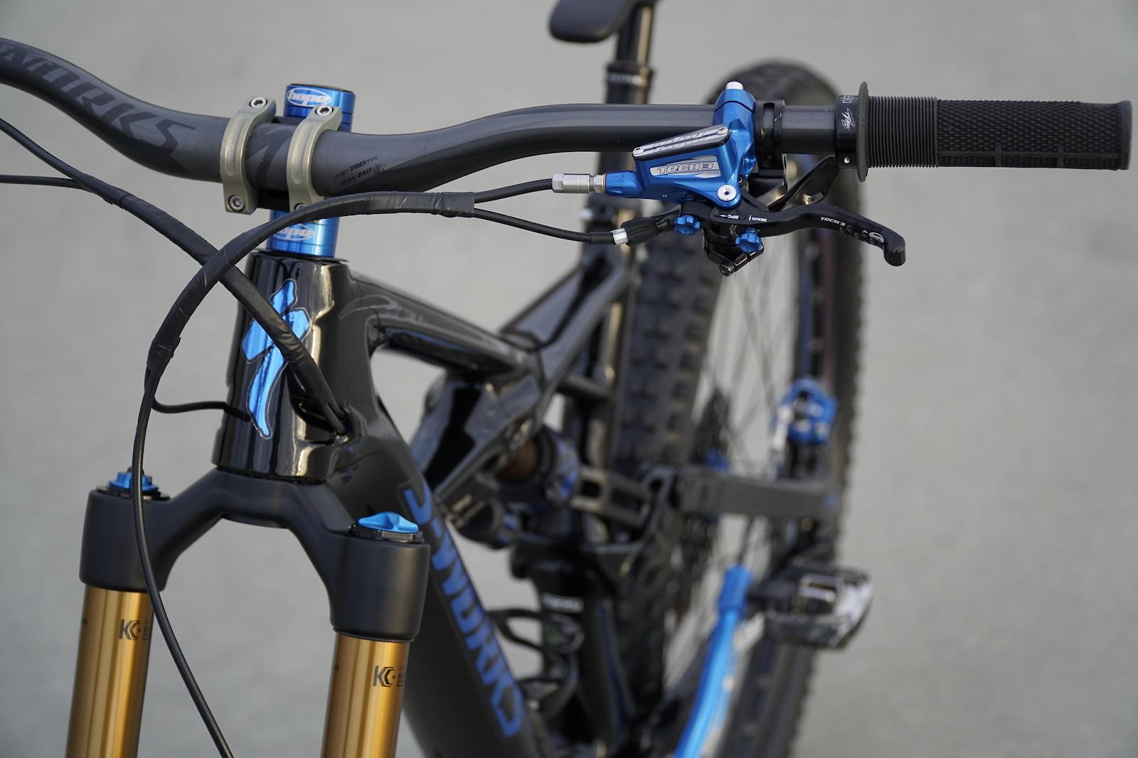 Why That Bike? | Specialized Enduro - Mountain Bikes Feature Stories