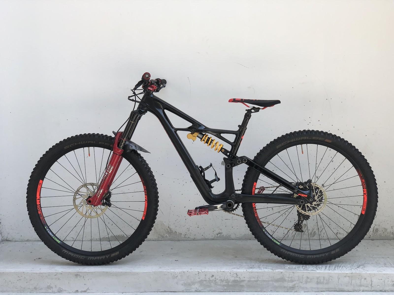 Why That Bike?   Specialized Enduro - Mountain Bikes Feature Stories
