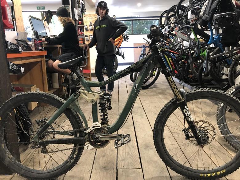 43a6539c71c Don't Get a Job - Become a Vanzac - Dylan - Mountain Biking Videos ...