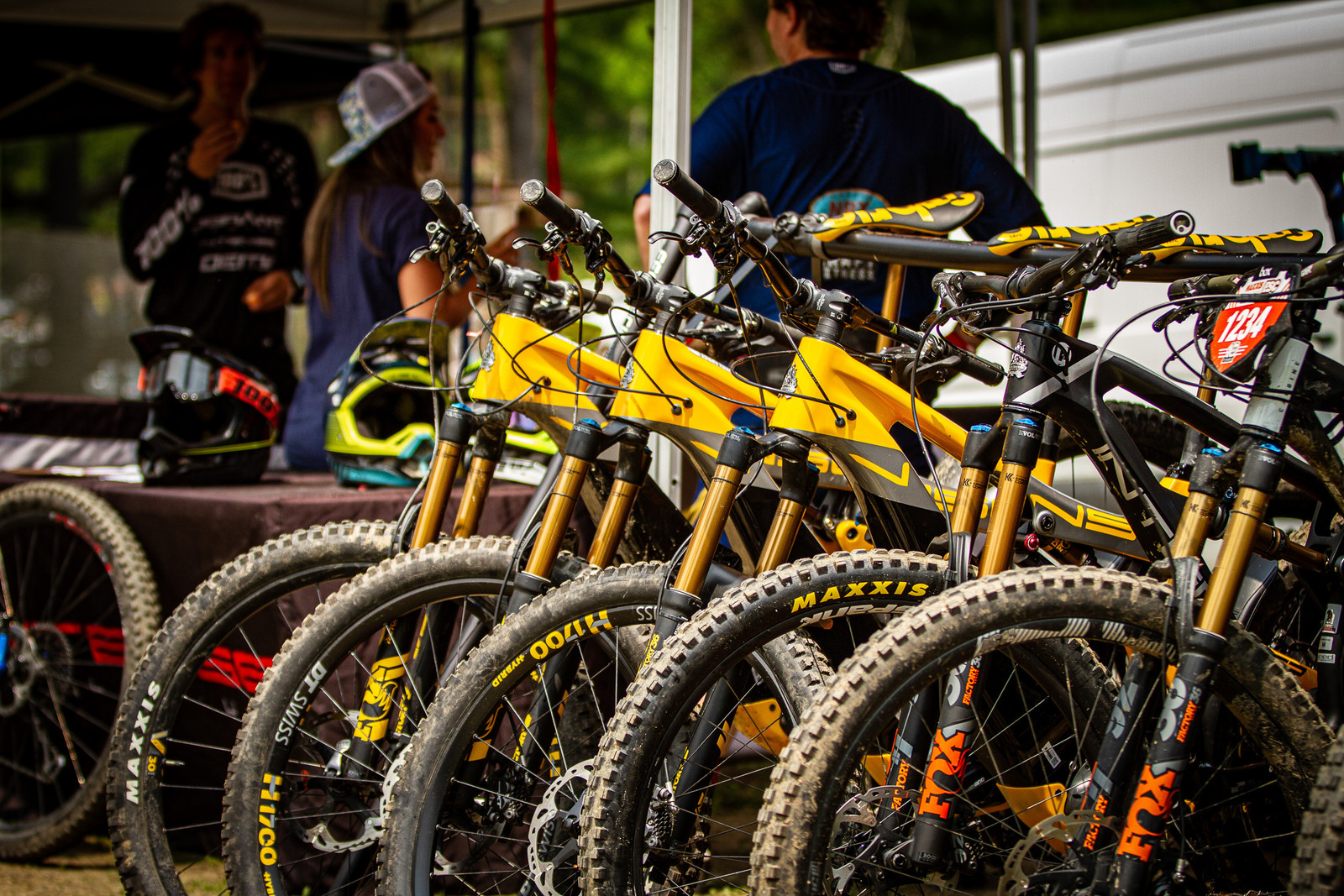 "The ESC has added E-bike racing as its third discipline to the line-up this year. Many racers participate in both DH and Enduro, and now can add a speedy E-bike race to complete the ESC ""trifecta""."