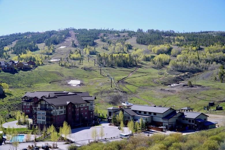 Opening Weekend at Granby Ranch—May31-June 2, 2019