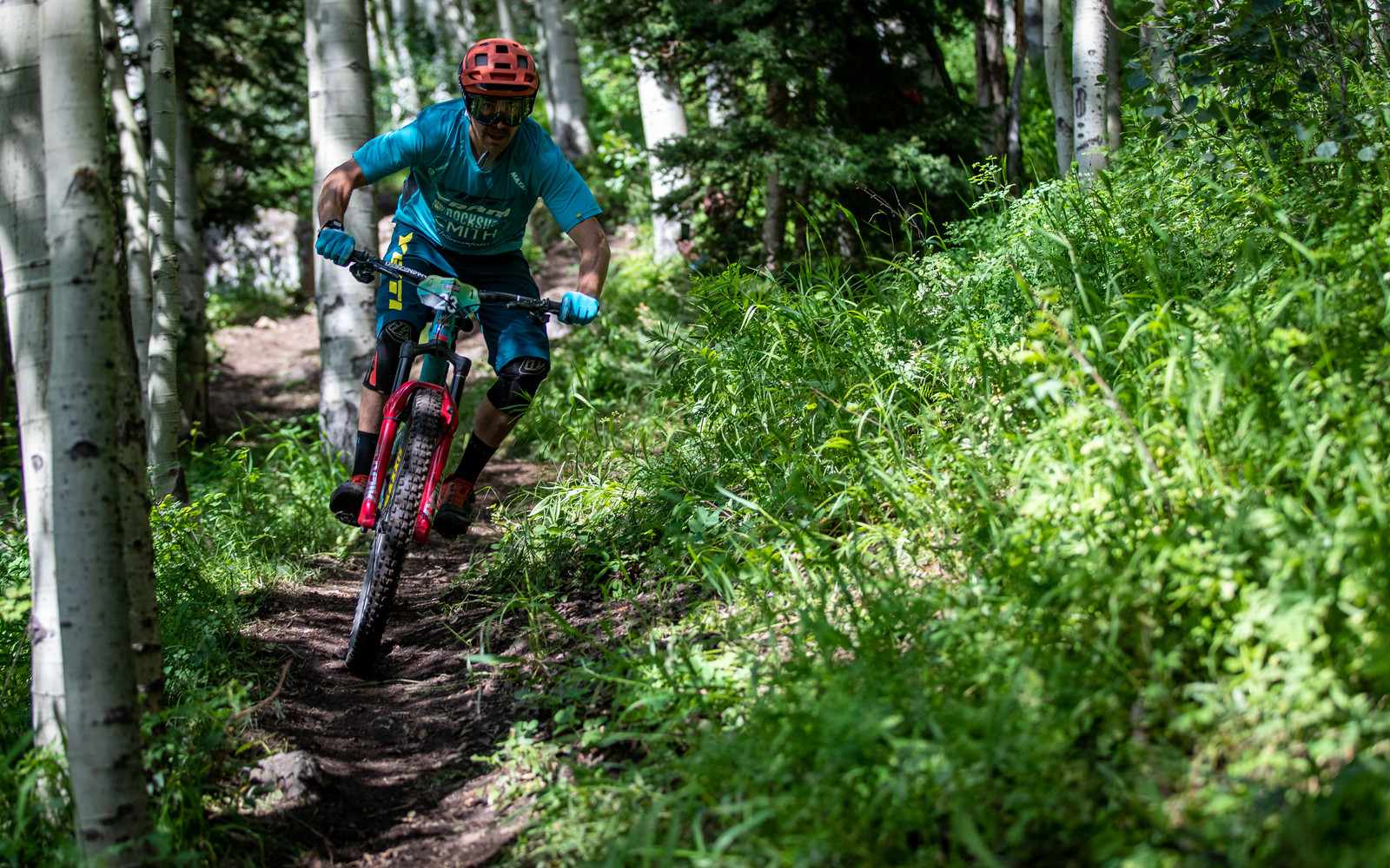 Creator of #followcamfriday, and international star Nate Hills is fresh back from racing in Canada and getting re-acclimated to the Colorado singletrack.