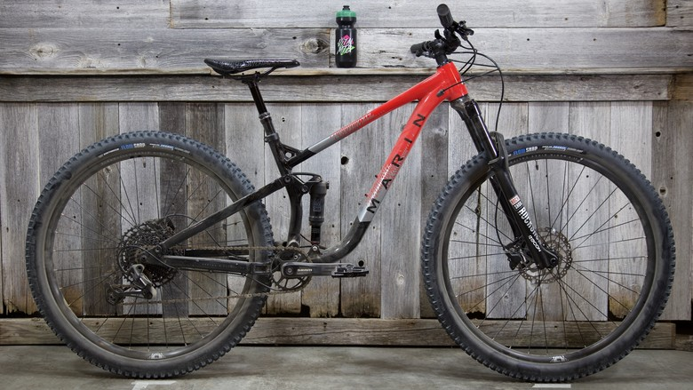 2020 Marin Rift Zone 2 from our $2,000 Budget Bike Comparison.