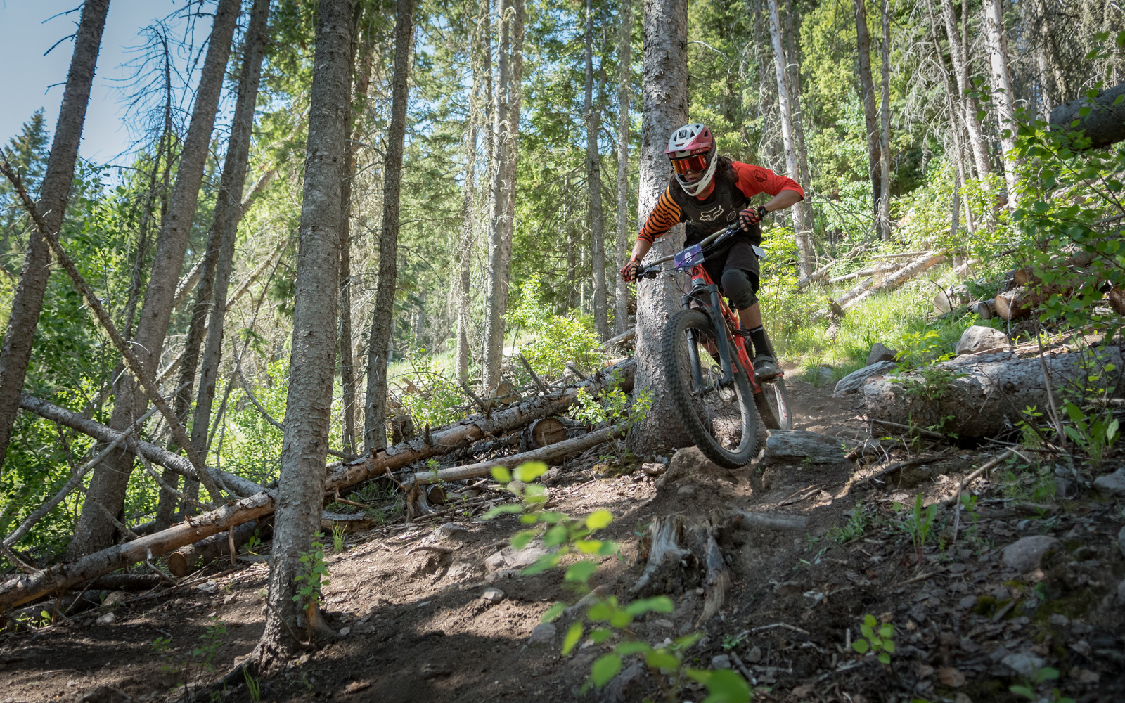 Paja is quickly becoming a rider favorite due to it's amazing terrain.