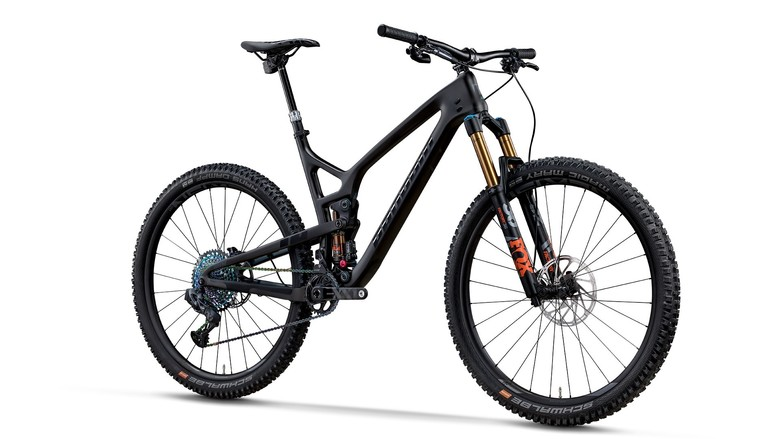 Hugene CF Trail Bike