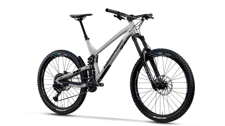 Spindrift AL Freeride Bike