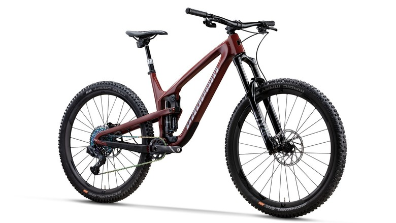 Tyee CF Enduro Bike
