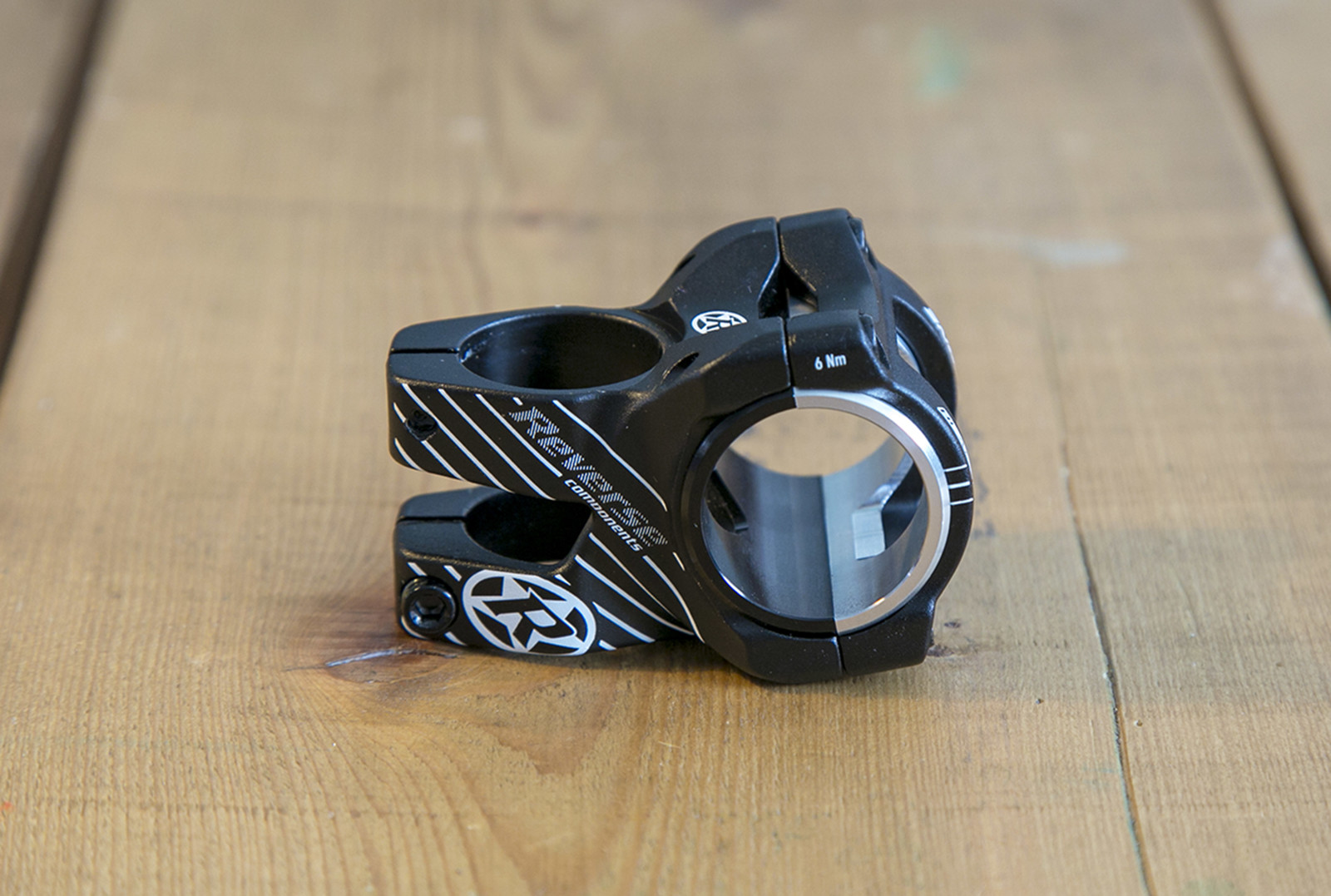 """Reverse Angle Spacer 0,5° Reducers For 1 1//8 /"""" Fork Black"""