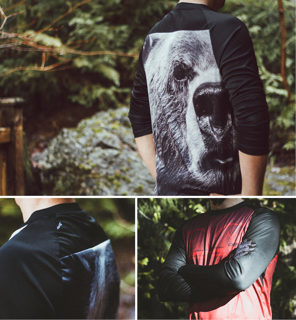 Long sleeve synthetic performance