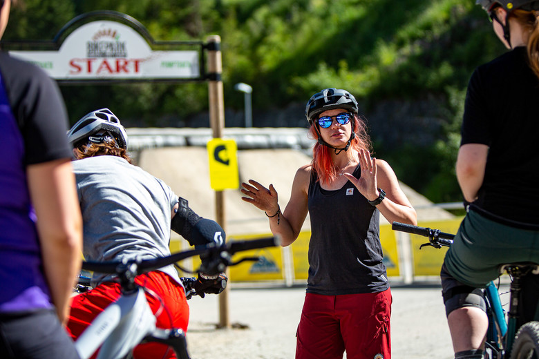 Trail Session, Serfaus-Fiss-Ladis with Angie Hohenwarter