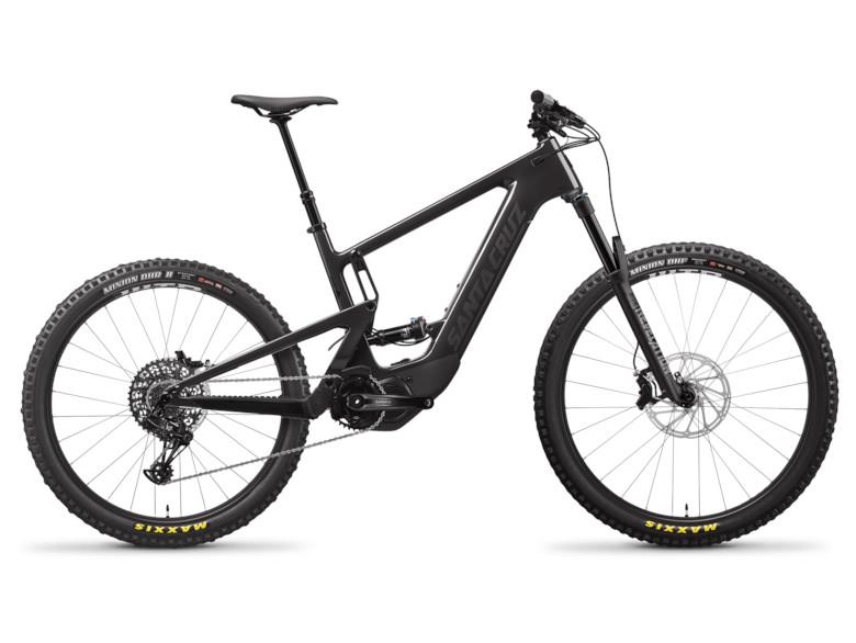 Santa Cruz Heckler MX R Black - $6,999 USD