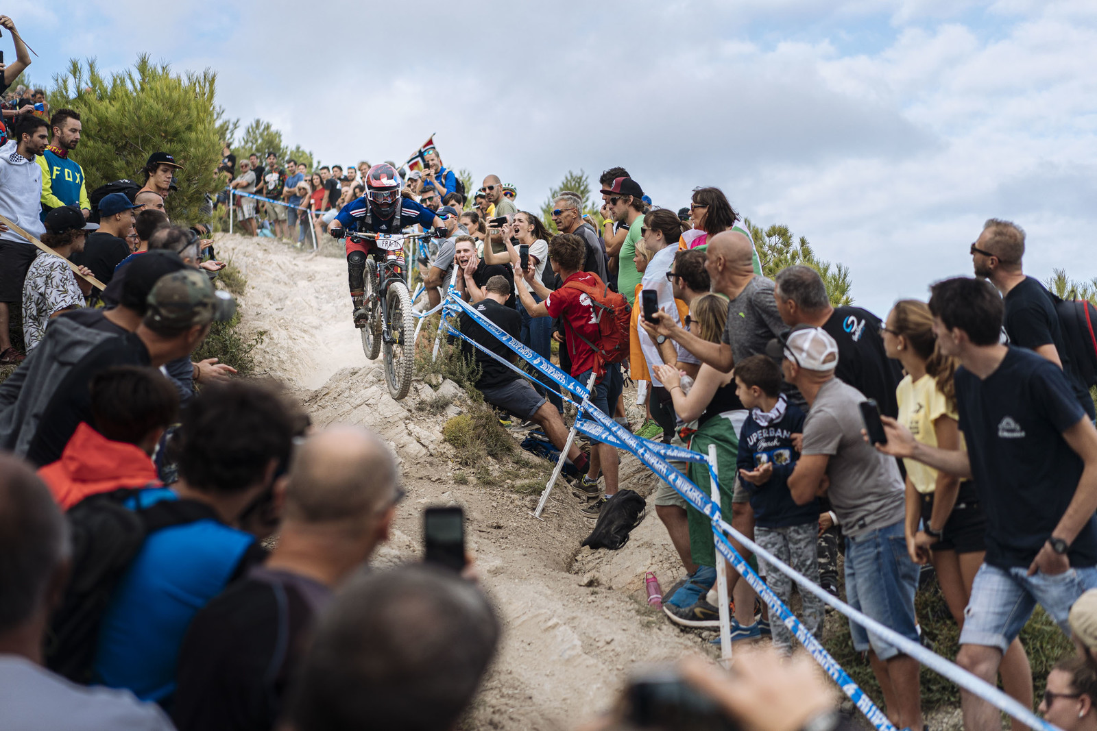The Pro Stage will kick off every EWS race with a short, high speed spectator friendly trail.