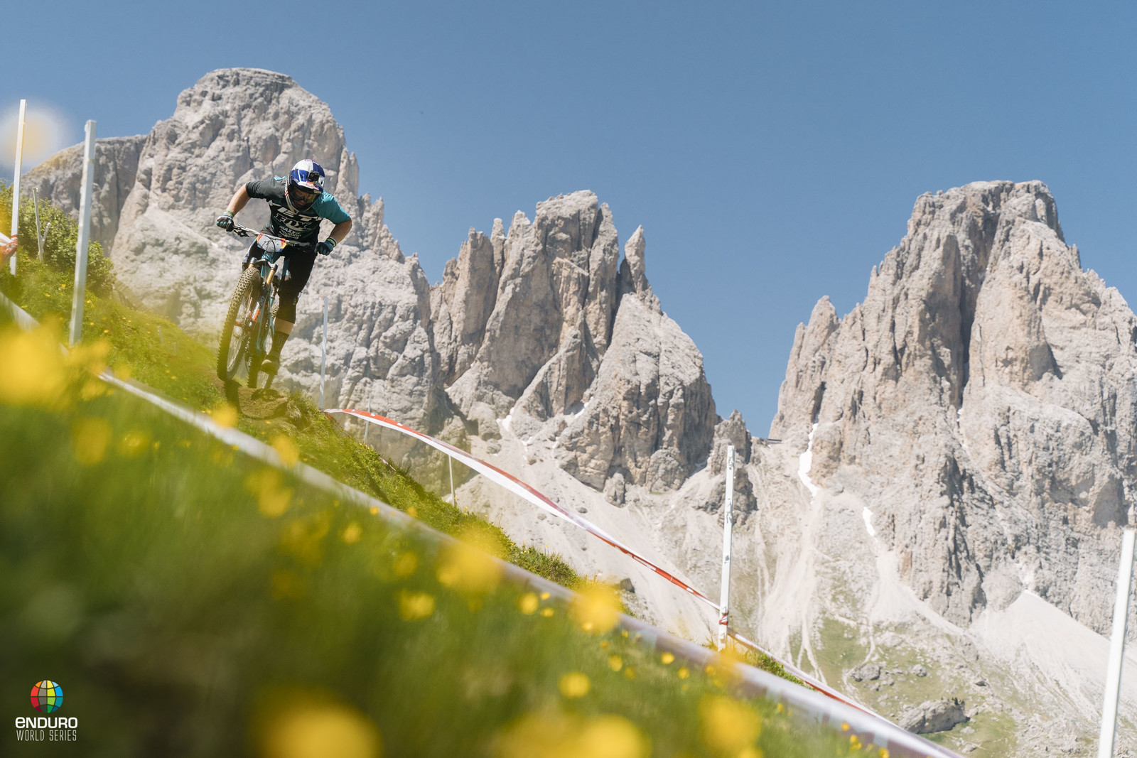 Val Di Fassa will kick off the EWS season by hosting a double round in the Italian Dolomites.