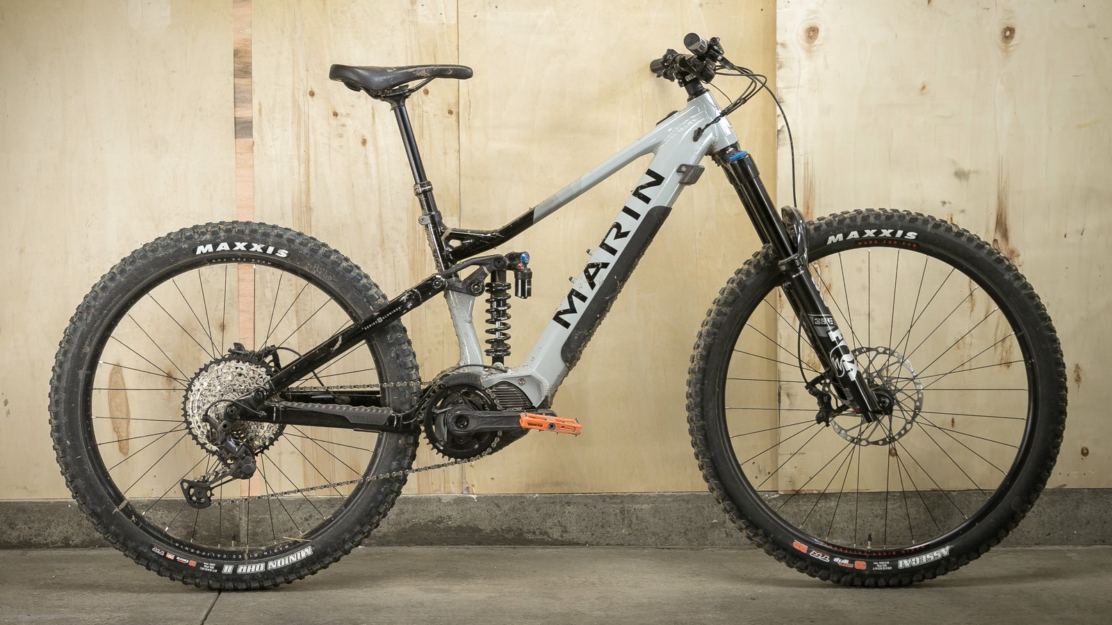 Marin's new Alpine Trail E2, $5,999