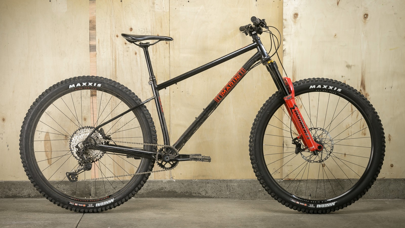 2021 Marin El Roy Steel Hardtail, $2,569