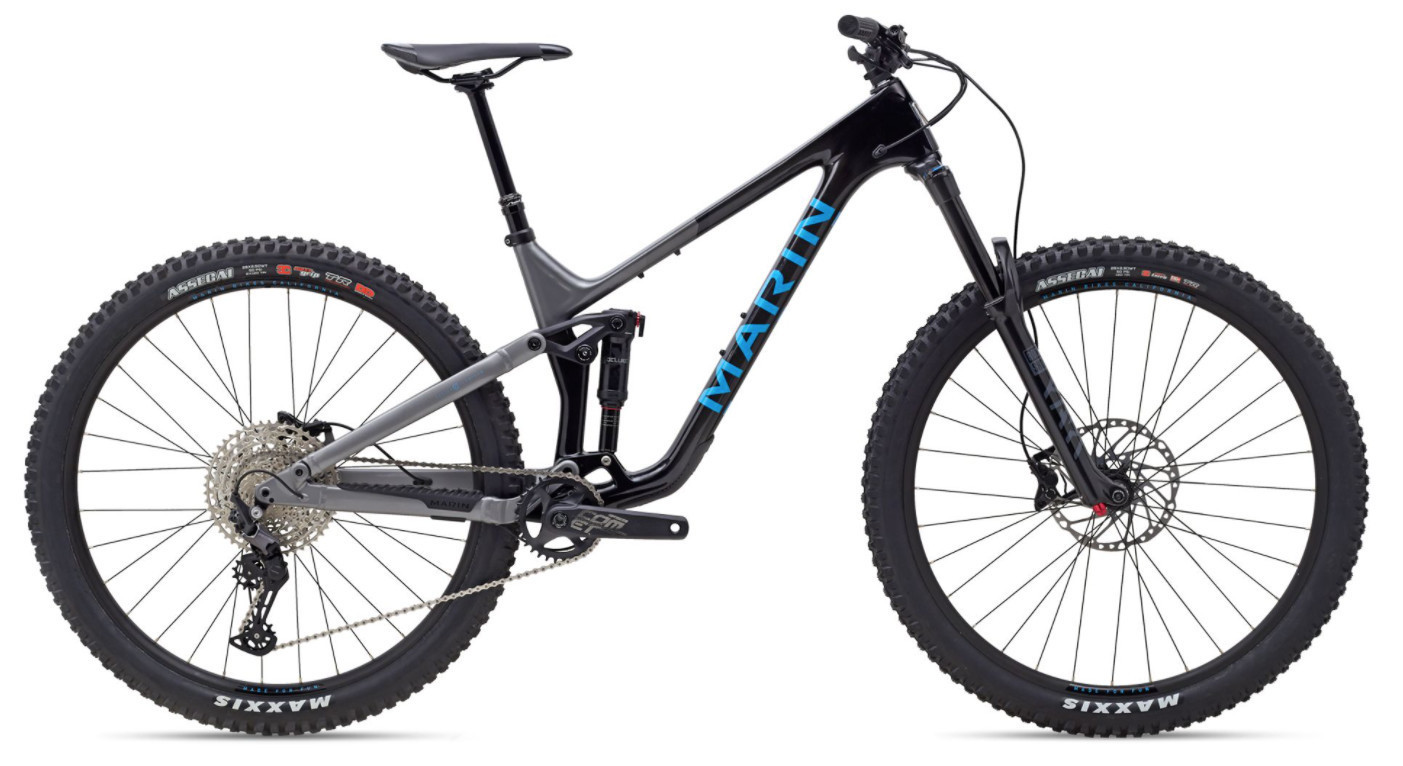 2021 Marin Alpine Trail Carbon 1, $3,189