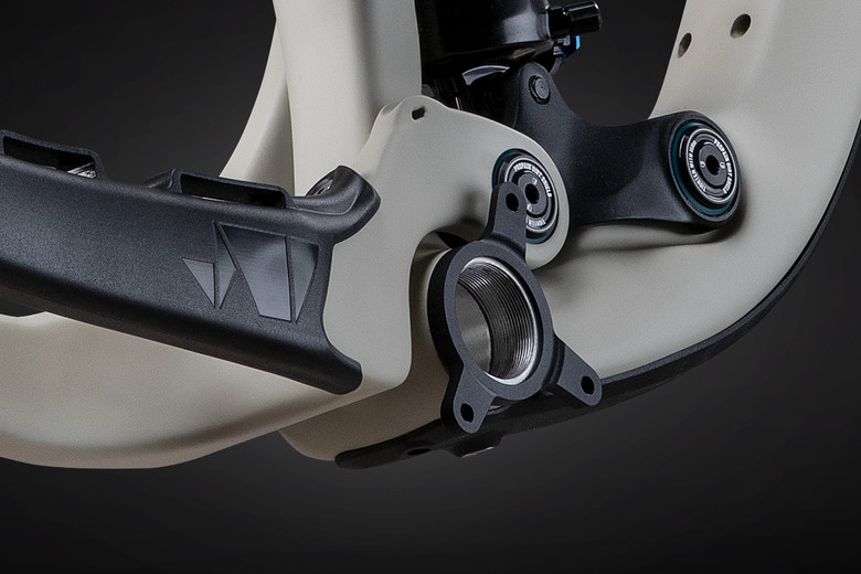 Removable ISCG 05 Mount