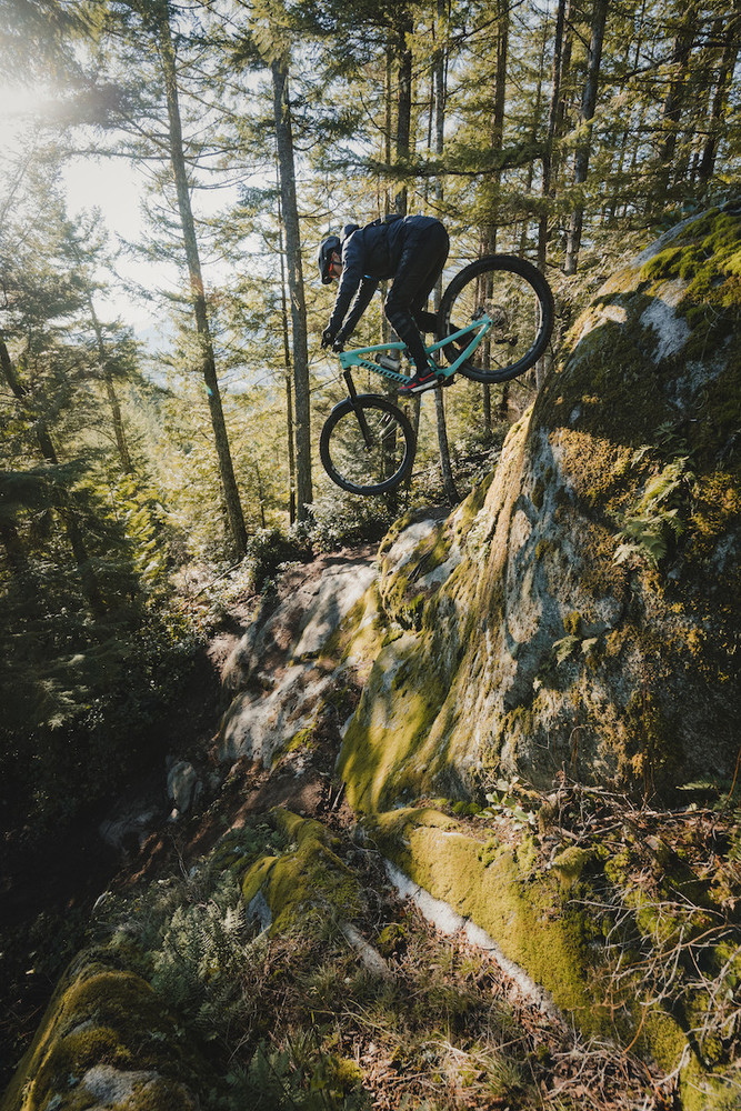 Remy Metailler - geometry isn't what makes him a great rider...or is it?