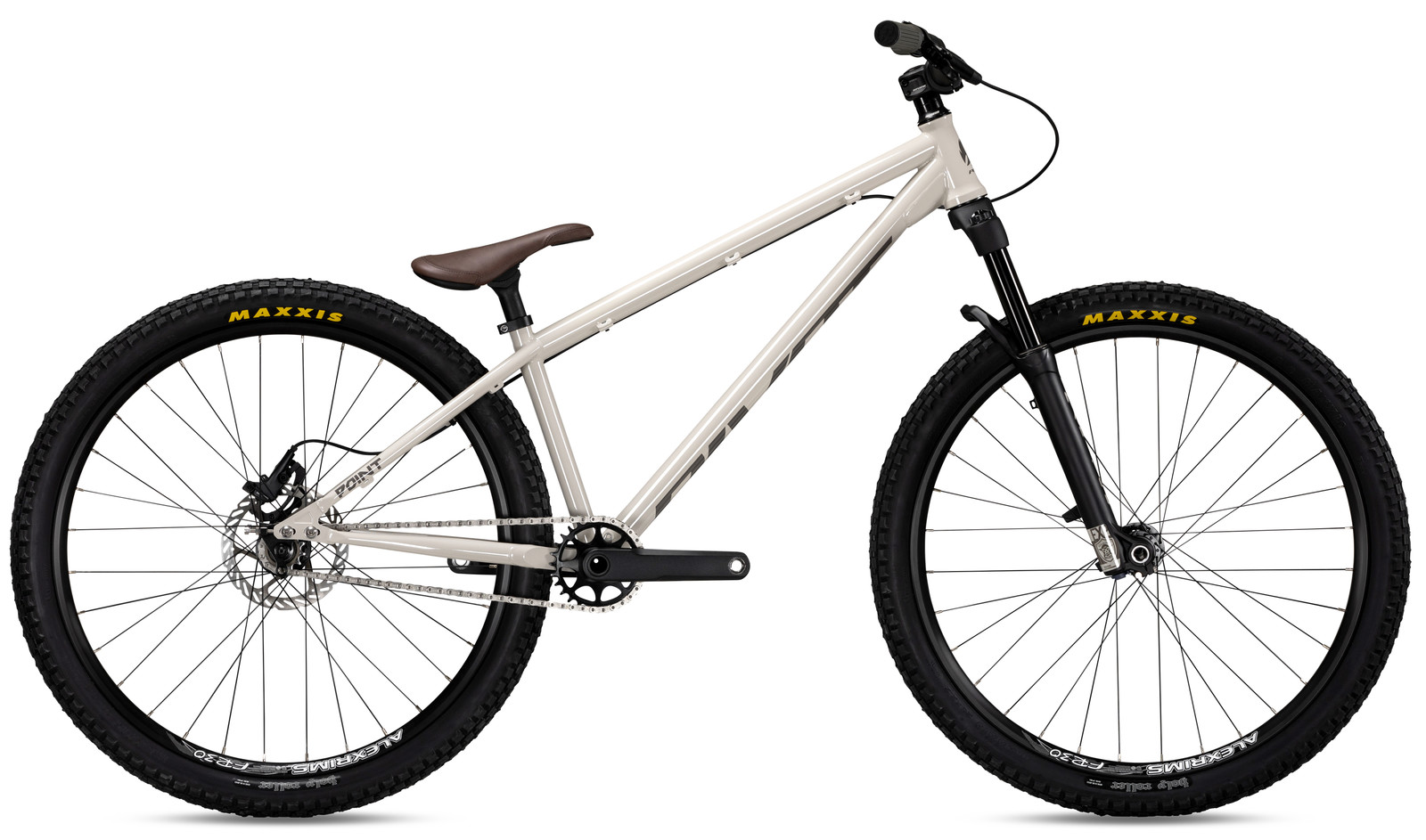 Pivot Point Dirt Jump / Pumptrack Hardtail - $1,599 complete of $599 frame-only.