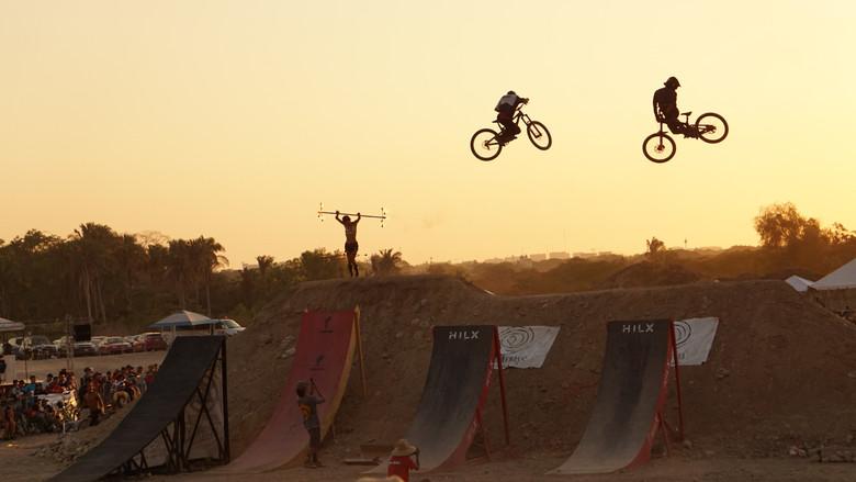 Whip Off Winner: Nicolas Cantu