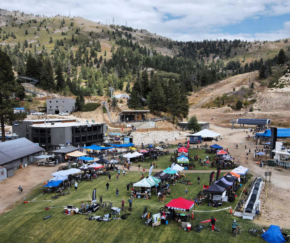 Bogus Basin at the Boise MTB Fest