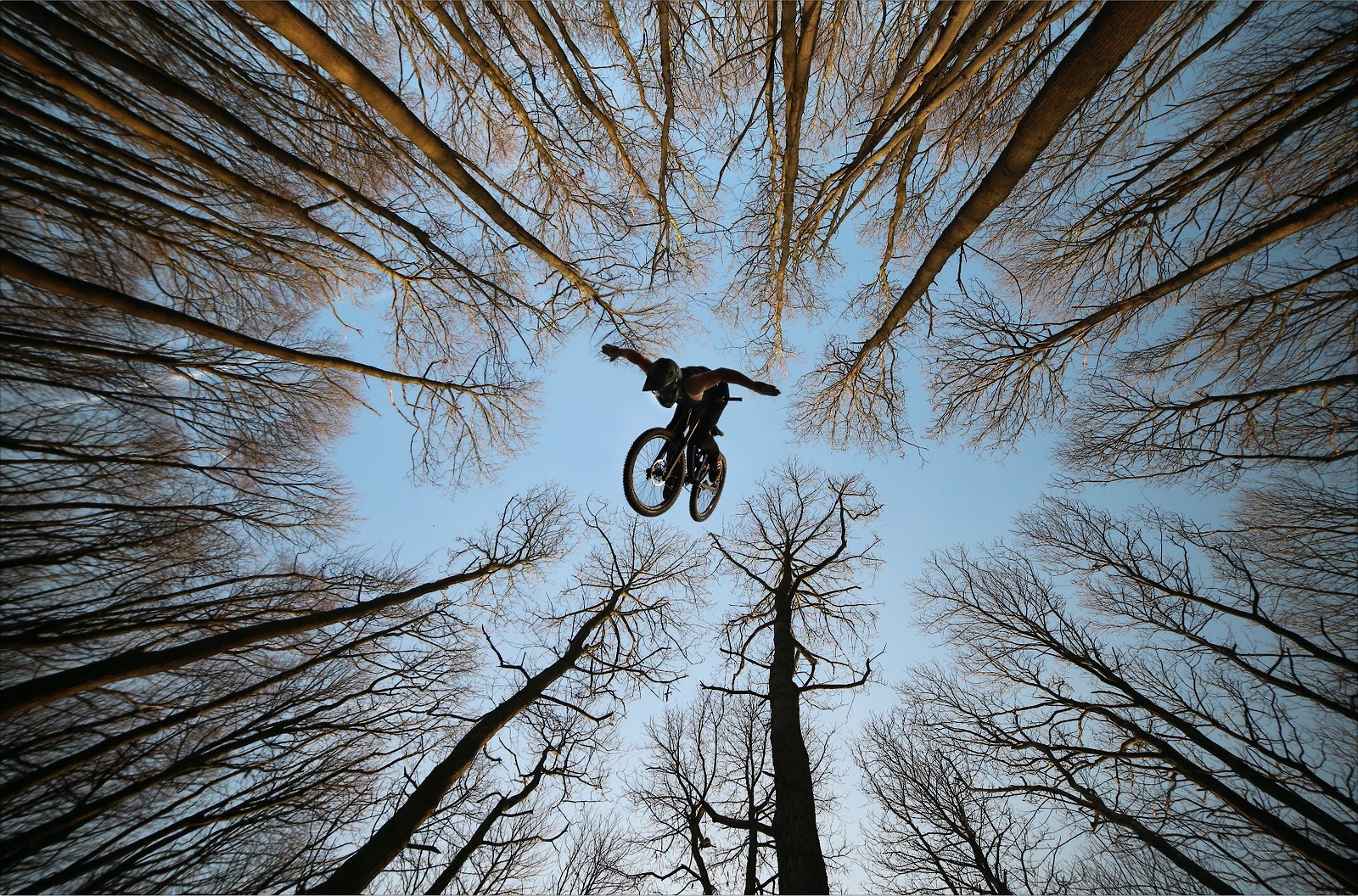 Flip no hander - ThomasGaffney - Mountain Biking Pictures - Vital MTB