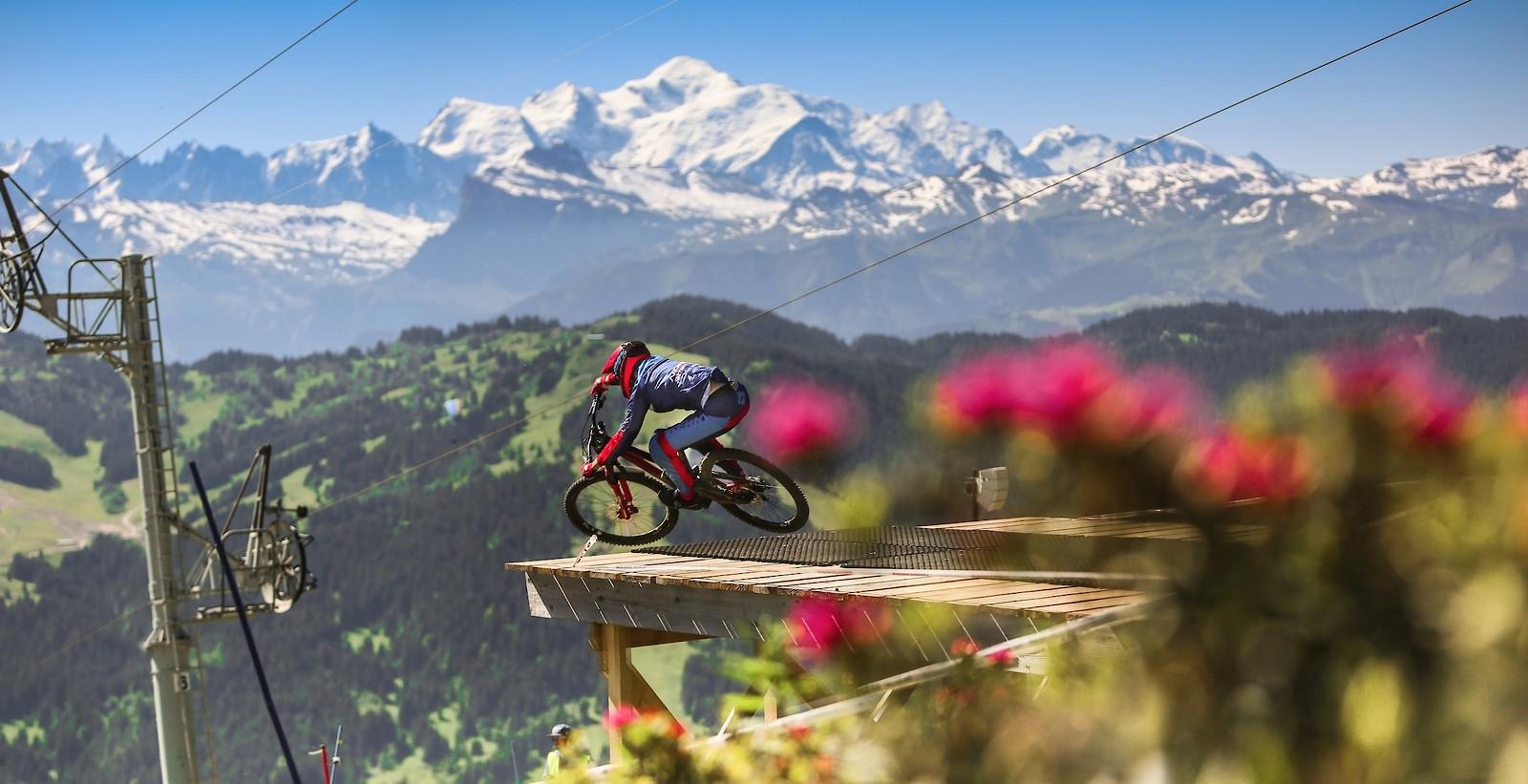 Blenki and the Blanc - ThomasGaffney - Mountain Biking Pictures - Vital MTB