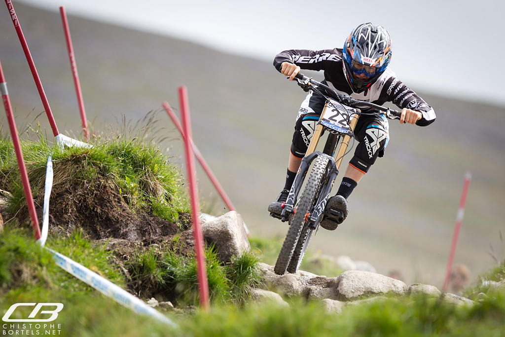 Sam Blenkinsop - chrisbortels - Mountain Biking Pictures - Vital MTB