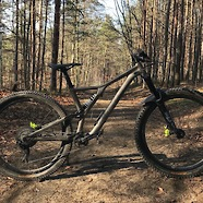 Stumpjumper Evo Comp - custom build