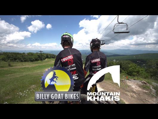 Team Billy Goat Bikes - Mountain Khaki 2013