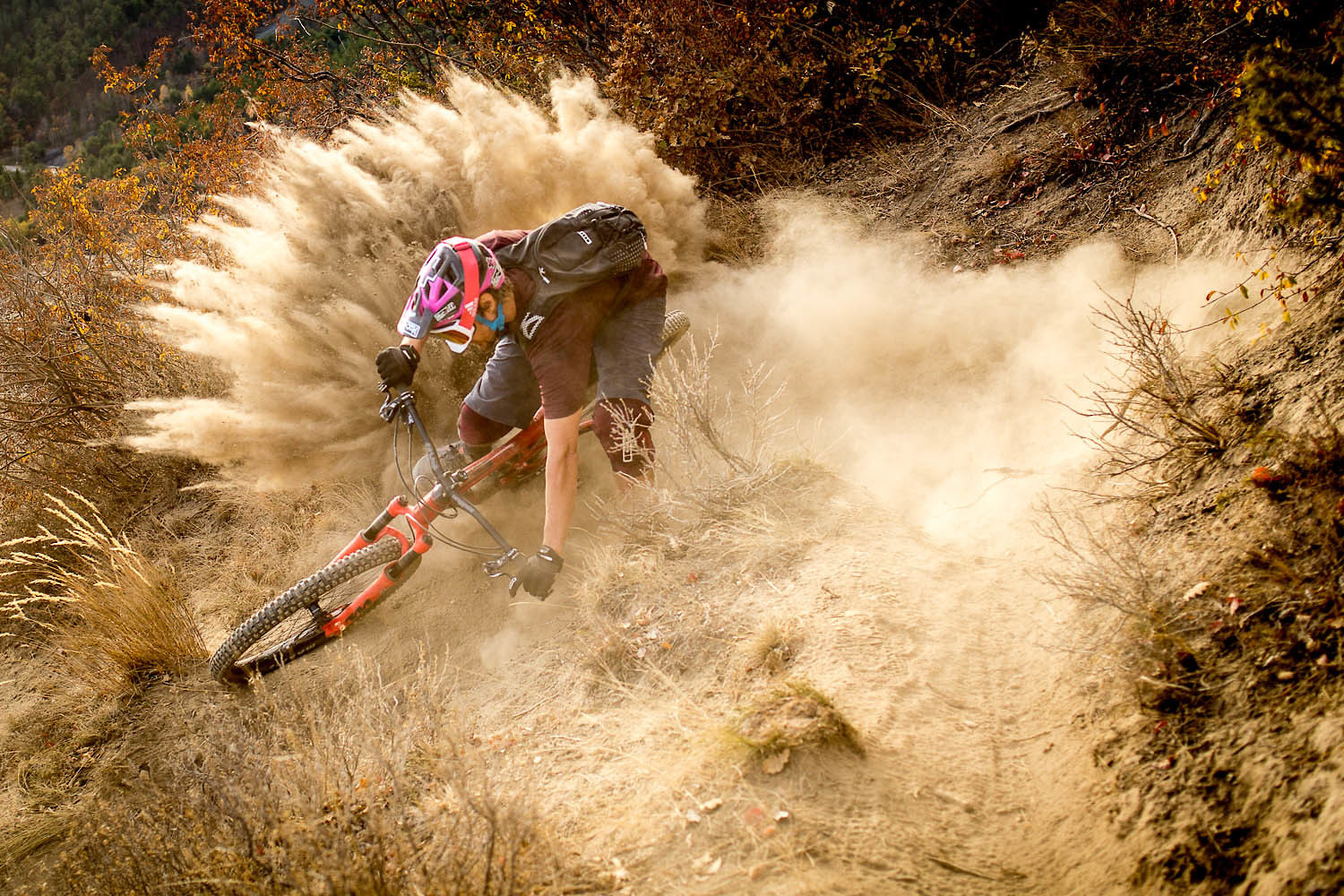 EXPLOSION - Hannes Klausner - Mountain Biking Pictures - Vital MTB