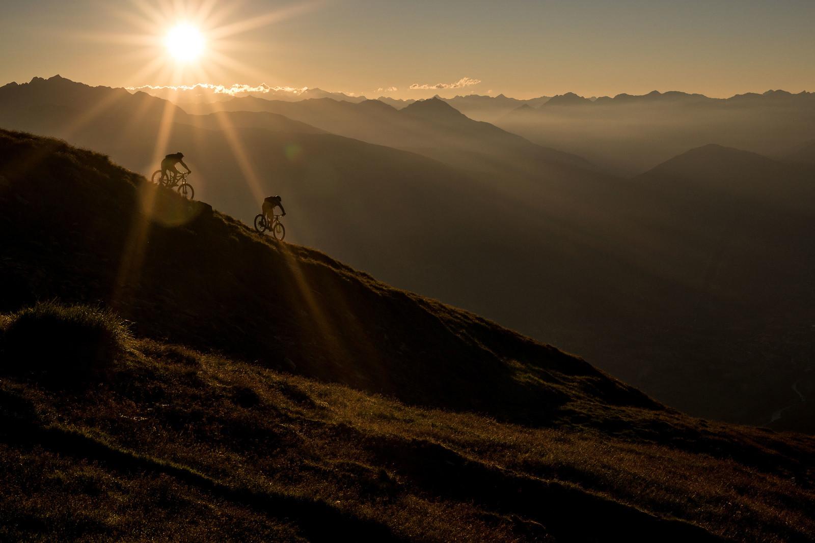 Sunrise Moment - Hannes Klausner - Mountain Biking Pictures - Vital MTB