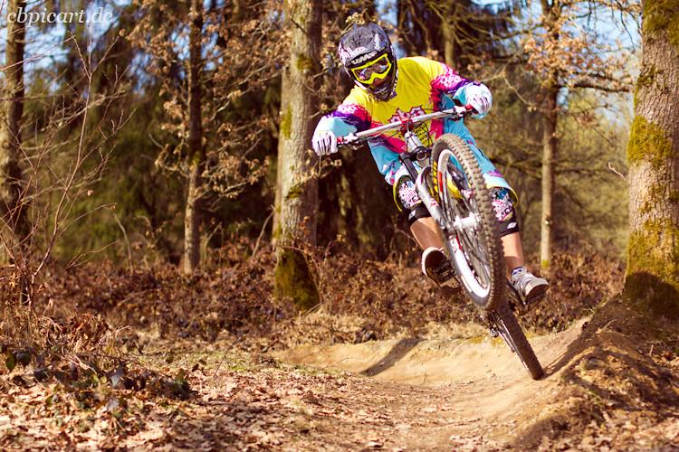 Corner - Hannes Klausner - Mountain Biking Pictures - Vital MTB