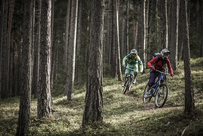 Follow Me  - Hannes Klausner - Mountain Biking Pictures - Vital MTB