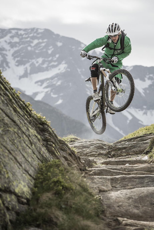 Enduro at it´s Best - Hannes Klausner - Mountain Biking Pictures - Vital MTB