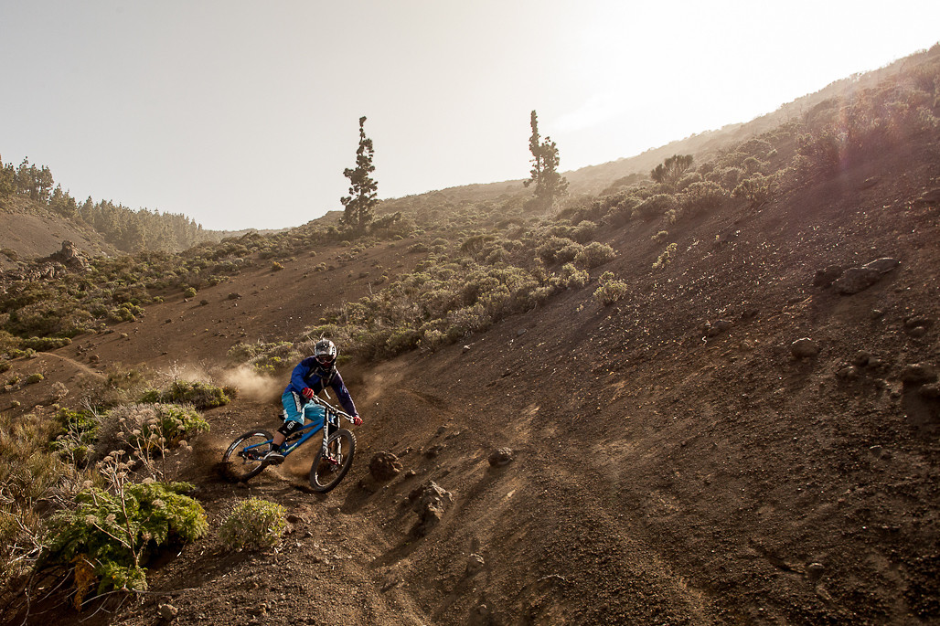 DUSTY - Hannes Klausner - Mountain Biking Pictures - Vital MTB