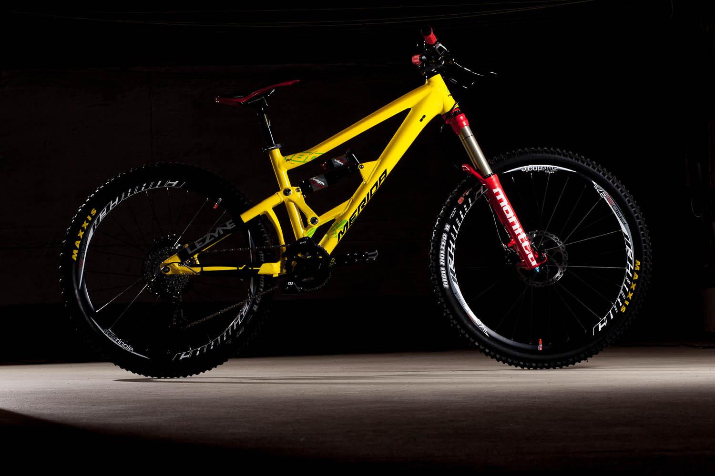 Pro Taper Handlebars >> Merida Freddy Custom 2014 - Hannes Klausner's Bike Check - Vital MTB