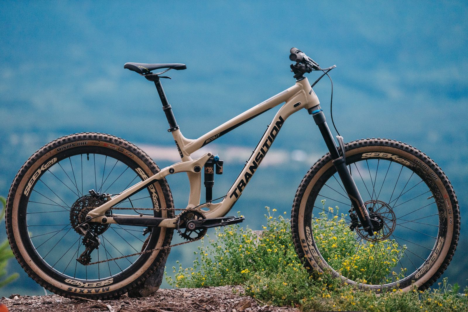 """the """"Slope Scout' - 2019 Transition Scout"""