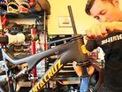 Santa Cruz Bronson Build and Test Ride