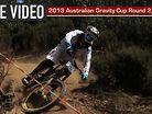 Video: 2013 Australian Gravity Cup Round 2, Thredbo, Sam Hill Wins