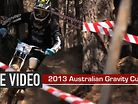 RACE VIDEO - 2013 Australian Gravity Cup Round 3, Bright, Victoria