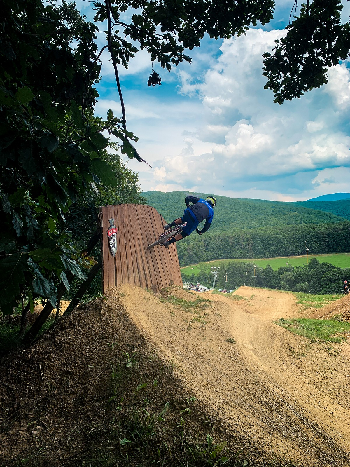 Wallride in Kalnica - maltrovsky - Mountain Biking Pictures - Vital MTB