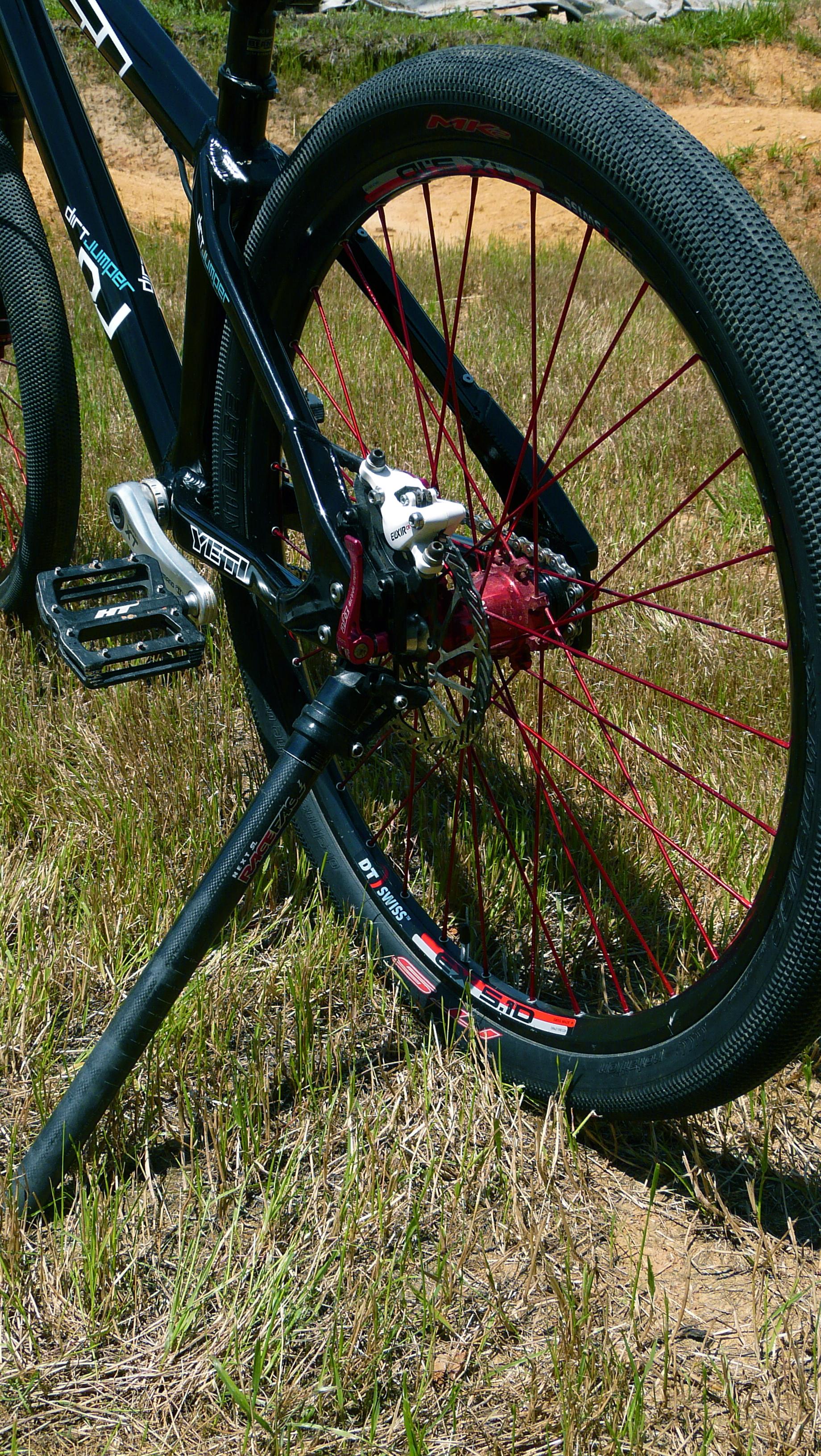 Carbon Fiber Kickstand Motomike Mountain Biking