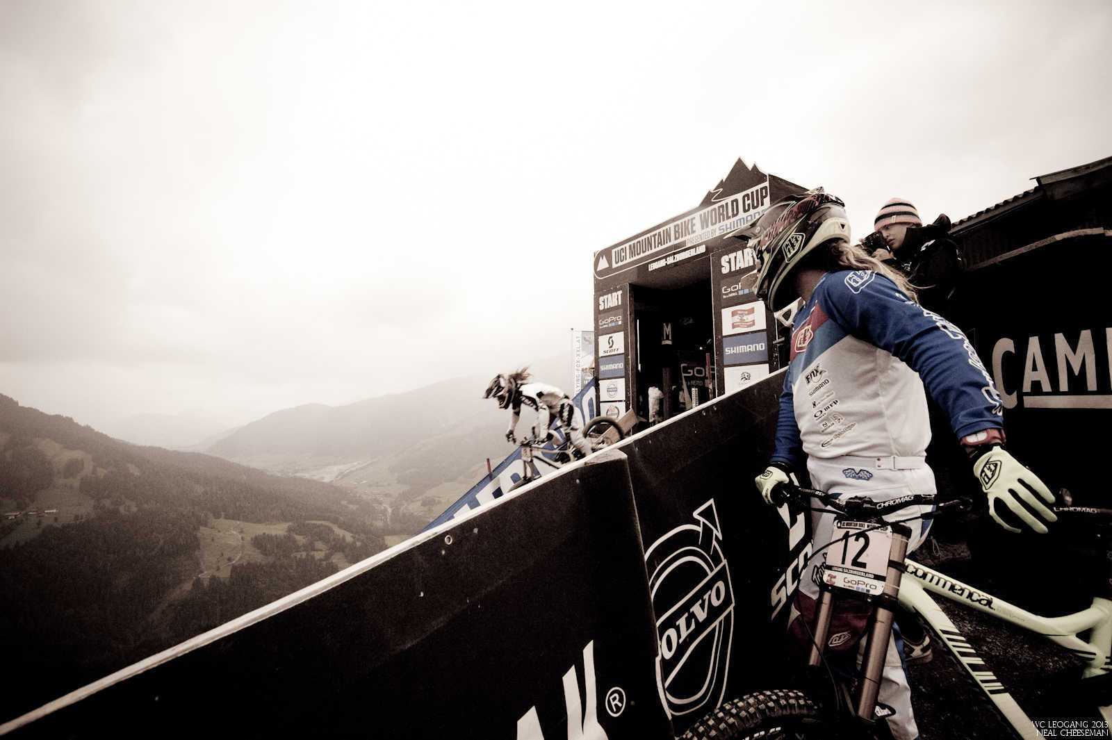 WC Leogang 2013 -1 - Cheeseman - Mountain Biking Pictures - Vital MTB