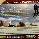 ideRide 2010 Ultimate Freeride Camp