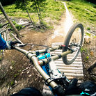 Testing the 2015 YT Tues CF Pro Downhill Bike