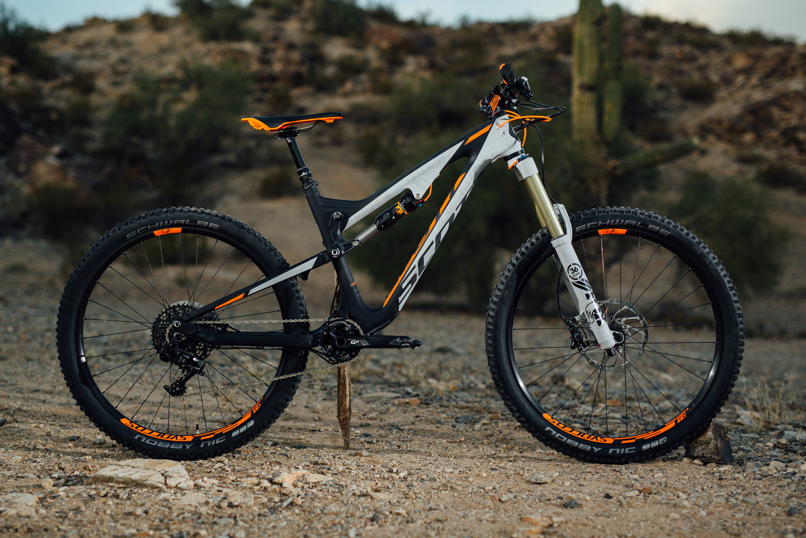 2016 Scott Genius LT 710 - 17 Bikes Tested - 2016 Vital MTB Test Sessions - Mountain Biking Pictures - Vital MTB